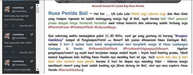 Perlukah Memperhatikan Kaidah Bahasa Indonesia Saat Menulis di Blog
