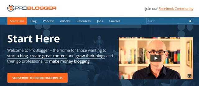 Bisa Berbahasa Inggris Dan Ingin Belajar Tentang Ngeblog Ke Problogger Saja