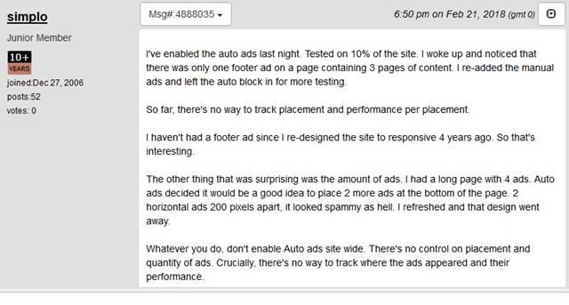 [Pro-Kontra] Auto Ads Memperburuk User Experience? Mungkinkah Berpengaruh Terhadap Penilaian Search Engine