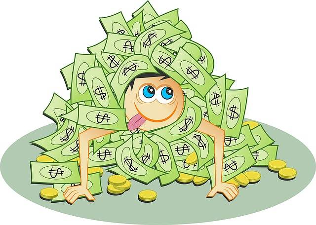 Apa Efek Uang Bagi Seorang Blogger atau Youtuber ?