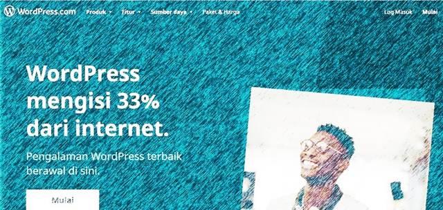 Akhirnya Ngeblog Di WordPress(dot)com Juga