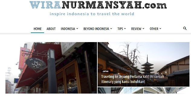 5 Travel Blog/Blogger Indonesia Kesukaan Blogger Jelangkung