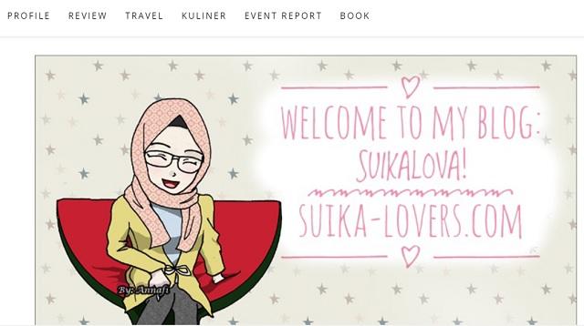 [Info Blog] SUIKALOVA