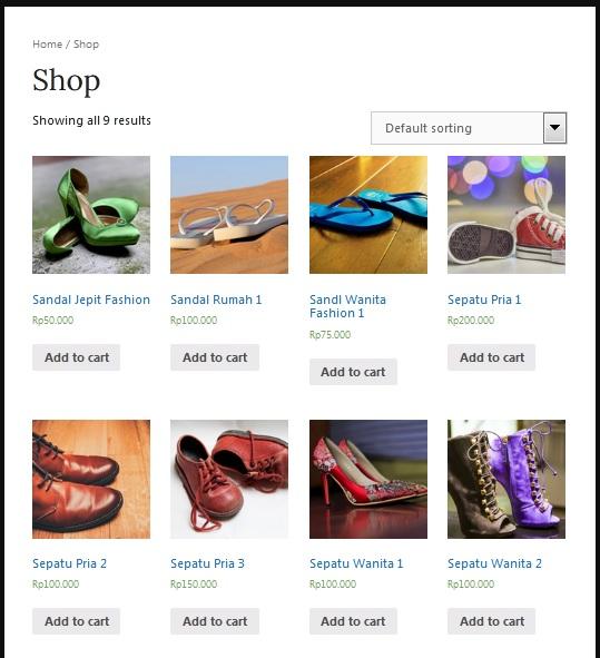 Woocommerce : Bikin Toko Online Jadi Mudah