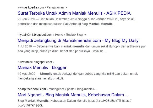 Membuat Ulasan Blog Tanpa Izin Bloggernya Boleh Kah B